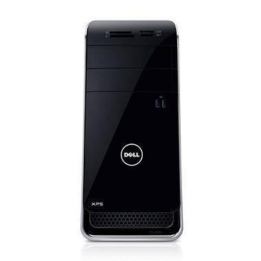 Dell X8700-634 Desktop Computer, Intel Core i5-4460, 8GB Memory, 1TB Hard Drive