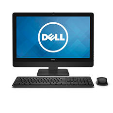 "Dell Inspiron 5000 23"" AIO, Intel Pentium G3240, 4GB Memory, 1 TB Hard Drive with Windows 8.1"