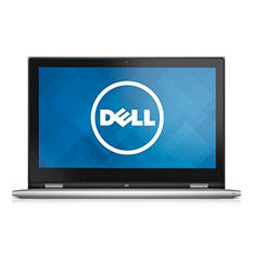 "Dell Inspiron 13.3"" Touch Convertible Laptop Computer, Intel Core i3-4010U, 4GB Memory, 500GB Hard Drive*FREE UPGRADE TO WINDOWS 10"
