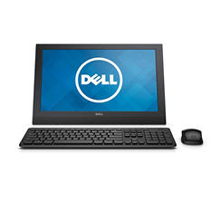 "Dell Inspiron 19.5"" All-in-One Touch, Intel Pentium NN3540 , 4GB Memory, 1 TB Hard Drive*FREE UPGRADE TO WINDOWS 10"