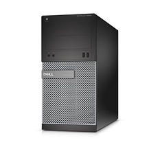 Dell OptiPlex 3020 Desktop, Intel Quad Core i5-4590, 8GB Memory, 1TB HDD, Windows 7 Professional, 3 Year Pro Support Warranty