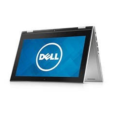 "Dell Inspiron 11.6""  2-in-1 3000 Touch Notebook, Intel i3-4030U, 4 GB memory, 500 GB Hard Drive"