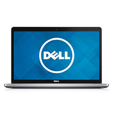 "Dell Inspiron 7000 17.3"" Notebook, Intel i7-5500U, 16 GB Memory, 1TB Hybrid SATA3 Hard Drive with Windows 8.1"