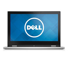 "Dell Inspiron 13.3"" Convertible Touch Notebook, Intel Core i7-5500U, 8GB Memory, 500 GB Hard Drive with Windows 8.1*FREE UPGRADE TO WINDOWS 10"