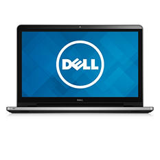 "Dell Inspiron 17"" Touch Notebook, Intel Core i7-5500U, 8 GB Memory, 1 TB Hard Drive*FREE UPGRADE TO WINDOWS 10"