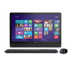 "Dell 24"" All-in-One Desktop, AMD A8-7410, 8 GB Memory, 1 TB Hard Drive*FREE UPGRADE TO WINDOWS 10"