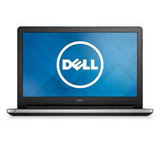 "Dell Inspiron 15"" Notebook, AMD A8-7410 Quad-CoreAPU, 4 GB Memory, 1 TB Hard Drive*FREE UPGRADE TO WINDOWS 10"