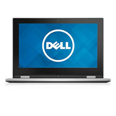 "Dell Inspiron 11.6"" 2-in-1 Notebook, Intel® Celeron® N2840, 4 GB Memory, 500 GB Hard Drive, * with Windows 10 installed*"