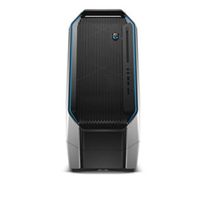 Dell Alienware Area 51 A51R2-1766SLV Gaming Desktop Tower with Intel 6 Core i7-5820K, 2TB Hard Drive, 128GB SSD, NVIDIA GeForce GTX 970 with 4GB GDDR5, with Alienware Keyboard and Mouse