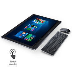 "Dell Inspiron 7459 All-in-One Desktop with 24"" Touchscreen Monitor, Intel Core i5-6300HQ , 12GB Memory, 1TB Hard Drive, NVIDIA 940M, Win 10"