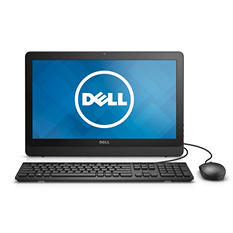 "Dell Inspiron All-in-One 20"" Touchscreen, Intel Pentium N3700, 4GB Memory, 1TB Hard Drive, with Windows 10"