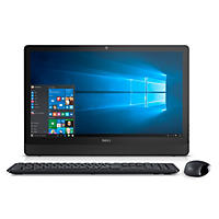"Dell Inspiron Touchscreen Full HD 23.8"" All-in-One Desktop, Intel Core i5-6200u Processor, 8GB Memory, 1TB Hard Drive, Windows 10"