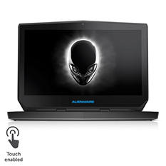 "Alienware 13"" Laptop, Intel Core i7-6500U, 16GB Memory, 500GB Hard Drive, with Windows 10"