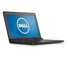"Dell Chromebook 11.6"", Intel Celeron-N2840, 2GB Memory, 16GB Hard Drive*FREE UPGRADE TO WINDOWS 10"