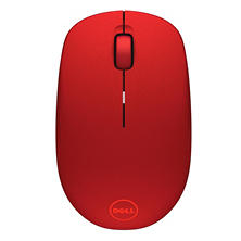 Dell Wireless Mouse WM126 - Red