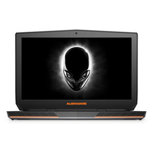 "Alienware 17"" Notebook, Intel Core i7-6700HQ  , 16GB Memory, 256GB + 1TB 7200RPM HDD, with Windows 10"