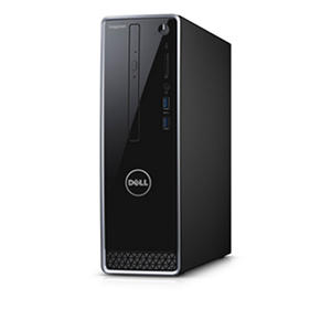 Dell Inspiron Desktop, I3252-6550BLK, N3700 , 4GB  Memory, 500GB Hard Drive, with Windows 10