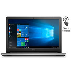 "Dell Touchscreen FHD 15.6"" i5559-8013SLV, Intel Core i7, 16GB Memory, 1TB Hard Drive, Windows10"