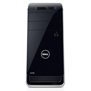 Dell XPS 8900 Series Desktop Tower, Intel Core i7-6700 Processor, 16GB Memory, 2TB Hard Drive, 4GB Discrete GFX, Windows 10 Home, with Keyboard and Mouse