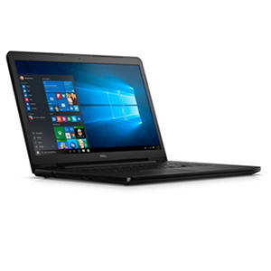 "Dell 17.3"" Notebook, i5758-2857BLK, Intel Core i3-4030U, 8GB Memory, 1TB Hard Drive, with Windows 10"