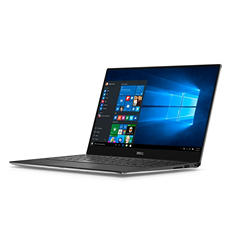 "Dell XPS 13.3"" Touchscreen Laptop, Intel Core i7-6500U, 8GB Memory, 256GB Hard Drive, with Windows 10"
