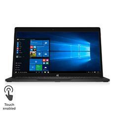 """Dell XPS 2-in-1,12.5"""" 4K Touchscreen, XPS9250-4554WLAN M5 6Y54, 8GB memory, 256 SSD, Windows 10, 4K TOUCH"""