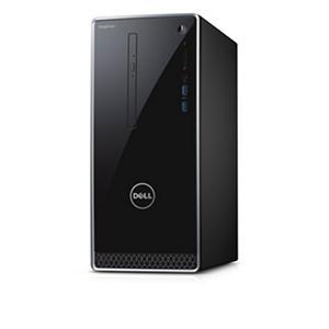 Dell Inspiron Desktop, I3650-635SLV, i5-6400, 8GB Memory, 1TB Hard Drive, with Windows 10