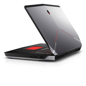 "Alienware 15"" Laptop, AW15R2-4624SLV, i5 6300HQ, 16GB Memory, 256SSD+1TB Hard Drive, NVIDIA 965M, with Windows 10"