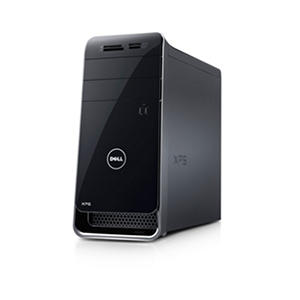 Dell XPS 8900 Desktop, X8900-7506BLK, i7-6700K, 24GB Memory, 256SSD+2TB Hard Drive, NVidia 960, with Windows 10
