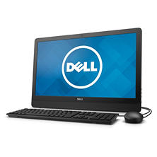 "Dell Inspiron Full HD 23.8"" All-in-One Desktop, Intel Pentium N3700 Processor, 4GB Memory, 500GB Hard Drive, Windows 10"