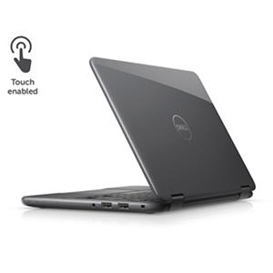 "Dell 2-in-1 Convertible Touchscreen 11.6"" Notebook, Intel Core m3-6Y30 Processor, 4GB Memory, 500GB Hard Drive, Windows 10, Available in (various colors)"
