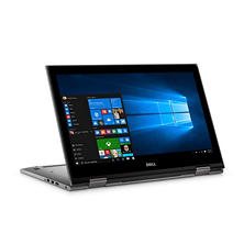 "Dell Convertible 2-in-1 Full HD Touchscreen 15.6"" Notebook, Intel Core i5-7200U Processor, 8GB Memory, 256GB SSD Hard Drive, HD Webcam, Backlit Keyboard, Windows 10 Home"
