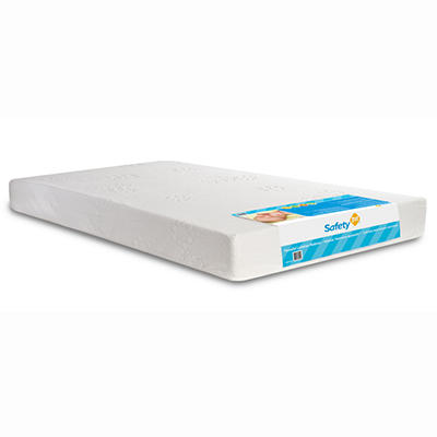 Safety 1st Peaceful Lullabies Bamboo Baby Mattress