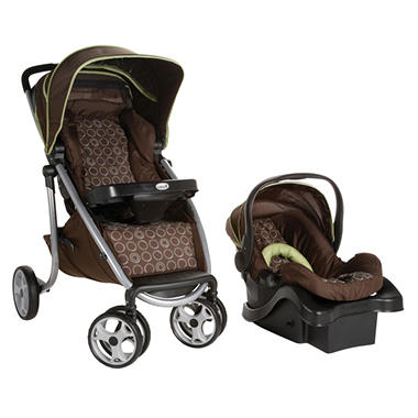 Safety 1st AeroLite Travel System, Orion