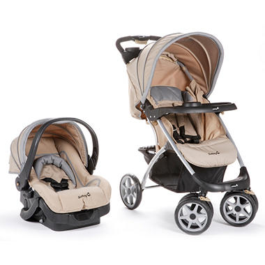 Safety 1st LiteWave Travel System, Mesa