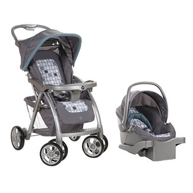 Safety 1st Saunter Travel System, Stratosphere