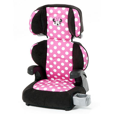 Disney Pronto! Belt-Positioning Booster Car Seat