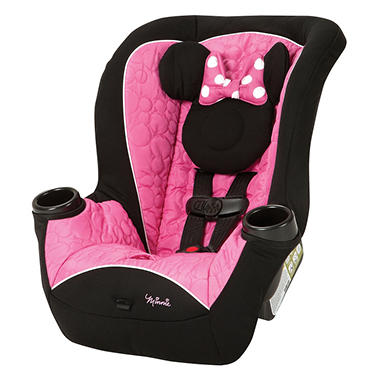 disney baby minnie mouse apt 40 rf convertible car seat mouseketeer minnie sam 39 s club
