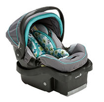 Safety 1st OnBoard Plus Infant Car Seat, Plumberry Baby Essentials