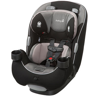 safety 1st ever fit 3 in 1 convertible car seat darkness sam 39 s club