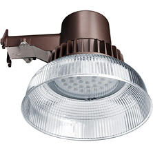 Honeywell Bronze LED Barn Light