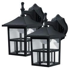 Honeywell LED Outdoor Wall-Mount Lantern (2 pk.)