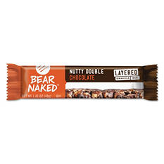 Bear Naked Layered Bars, Nutty Double Chocolate (1.41 oz., 8 pk.)