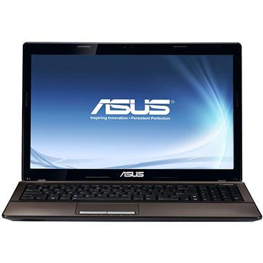 ASUS X53E-RH91 Laptop Intel Pentium B950, 320GB, 15.6