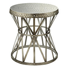 Dalavon Round Chairside Table