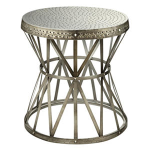 Dalavon Round Chairside Table