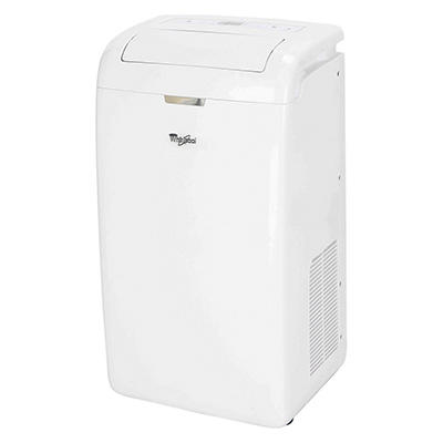 Whirlpool 12,000 BTU Portable Air Conditioner with Remote Control