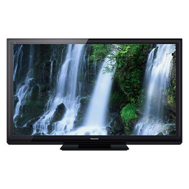 "65"" Panasonic VIERA 3D Plasma 1080p 600Hz HDTV"