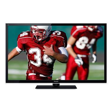 """55"""" Panasonic LED 1080p 240Hz Smart 3D TV"""