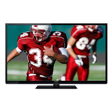 "60"" Panasonic Plasma 1080p HDTV"